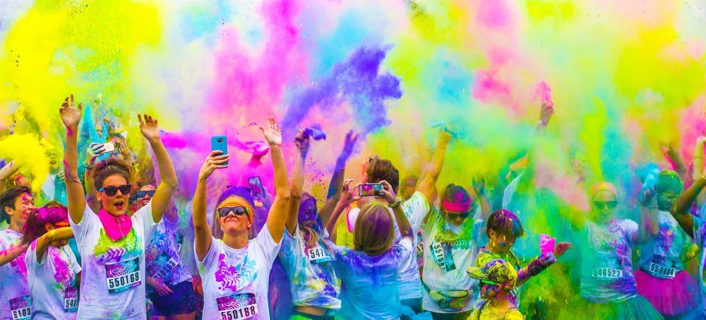 Join us for our 2nd Annual Color Run