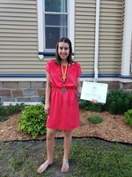 September Student of the Month: Isabel Iseler
