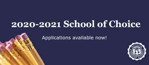 School of Choice Application