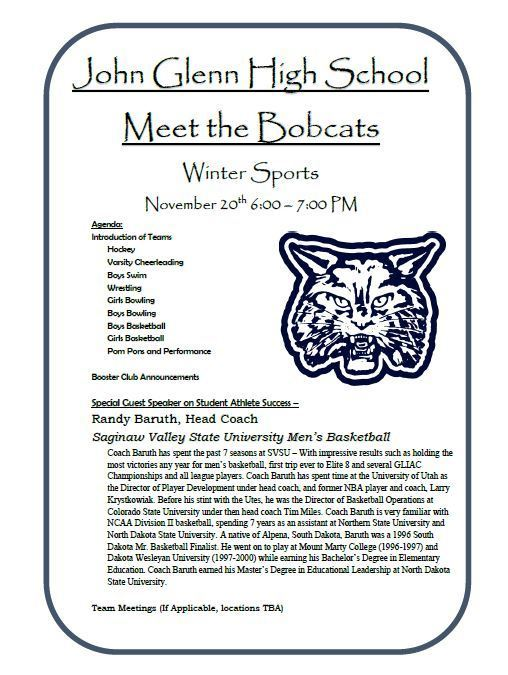 Meet the Bobcats winter