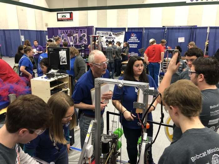 John Glenn Robotics @ Midland Districts