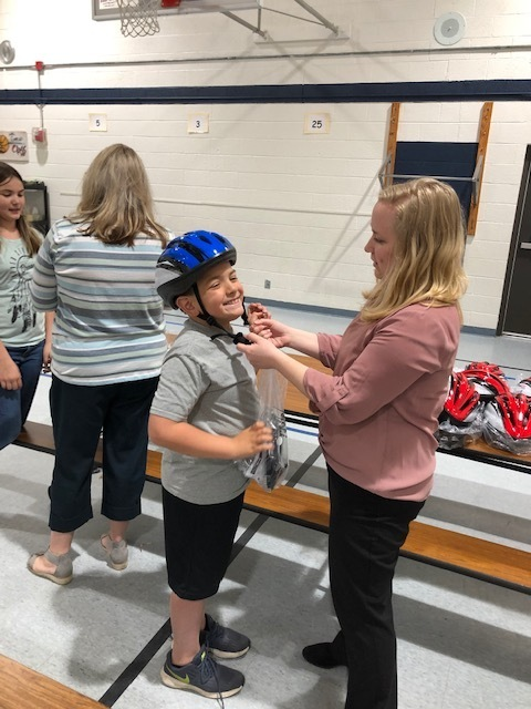 helmet fitting